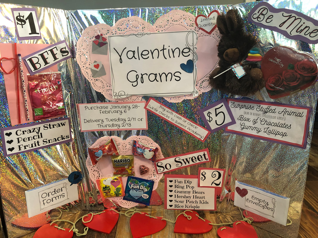 Valentine Grams at Loganville